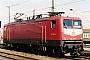 "AEG 21480 - DB AG ""112 147-4"" 02.04.1999 - Leipzig, HauptbahnhofOliver Wadewitz"