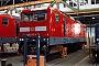 """AEG 21480 - DB R&T """"112 147-4"""" 08.09.2001 - Dessau, AusbesserungswerkOliver Wadewitz"""