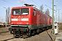 """AEG 21482 - DB Regio """"112 104-5"""" 23.02.2008 - DessauNorbert Förster"""