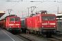 """AEG 21482 - DB R&T """"112 104-5"""" 08.12.2002 - Nürnberg, HauptbahnhofPeter Wolf"""