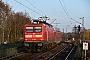 """AEG 21483 - DB Regio """"112 148"""" 23.11.2019 - Leipzig, Haltepunkt Anger CrottendorfOliver Wadewitz"""