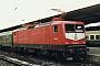 """AEG 21483 - DB """"112 148-2"""" __.01.1993 - Berlin-LichtenbergReinhard Lehmann"""