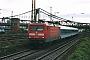 """AEG 21484 - DB R&T """"112 149-0"""" __.10.2000 - Halle (Saale)Gerhardt Göbel"""