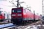 """AEG 21485 - DB Regio """"112 105-2"""" 28.03.2004 - MünchenFrank Weimer"""