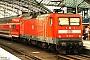 """AEG 21485 - DB Regio """"112 105-2"""" 01.08.2006 - Berlin, HauptbahnhofKlaus Hentschel"""