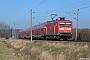 "AEG 21485 - DB Regio ""112 105"" 10.03.2014 - Groß KiesowAndreas Görs"