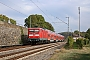 """AEG 21485 - DB Regio """"112 105"""" 06.10.2018 - LauffenLeo Stoffel"""