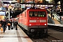 "AEG 21487 - DB Regio ""112 150"" 30.12.2011 - Hamburg, HauptbahnhofPaul Tabbert"