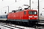 "AEG 21488 - DB R&T ""112 151-6"" 22.01.2000 - Leipzig, HauptbahnhofOliver Wadewitz"