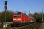 """AEG 21488 - DB Regio """"112 151-6"""" 22.04.2008 - HamburgDieter Römhild"""