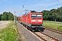 """AEG 21488 - DB Regio """"112 151-6"""" 30.07.2011 - Neumünster-EinfeldFelix Bochmann"""