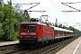 "AEG 21489 - DB Regio ""112 152-4"" 09.05.2009 - ElmshornJens Böhmer"