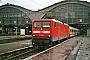"AEG 21490 - DB R&T ""112 153-2"" 13.03.2003 - Leipzig, HauptbahnhofTorsten Frahn"