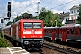 "AEG 21491 - DB Regio ""112 154-0"" 27.07.2010 - ElmshornDieter Römhild"