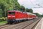 """AEG 21491 - DB Regio """"112 154-0"""" 15.07.2013 - Flintbek Jens Vollertsen"""