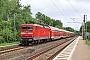 """AEG 21491 - DB Regio """"112 154"""" 20.06.2014 - Flintbek Jens Vollertsen"""