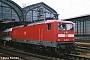 "AEG 21492 - DB R&T""112 155-7"" 28.08.2000 - Berlin-FriedrichstraßeDieter Römhild"
