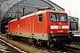 "AEG 21493 - DB R&T ""112 156-5"" 23.11.1999 - Leipzig, HauptbahnhofOliver Wadewitz"