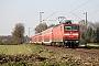 """AEG 21493 - DB Regio """"112 156-5"""" 02.04.2009 - Meerbusch-Ossum-BösinghovenPatrick Böttger"""