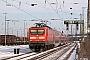 """AEG 21495 - DB Regio """"112 158"""" 13.01.2010 - Schwerte (Ruhr)Ingmar Weidig"""