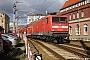"""AEG 21497 - DB Regio """"112 107-8"""" 17.10.2010 - StralsundAndreas Görs"""