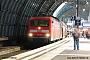 "AEG 21498 - DB Regio ""112 108"" 18.12.2008 - Berlin, HauptbahnhofAlbert Hitfield"