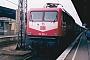 """AEG 21499 - DB AG """"112 109-4"""" 04.06.1995 - Berlin-LichtenbergWolfram Wätzold"""