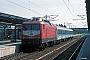"""AEG 21499 - DB AG """"112 109-4"""" 10.08.1996 - Potsdam, StadtbahnhofIngmar Weidig"""