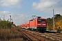 """AEG 21500 - DB Regio """"112 110"""" 31.10.2009 - Berlin-FriedrichshagenSebastian Schrader"""