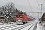 """AEG 21500 - DB Regio """"112 110"""" 03.01.2010 - Berlin-FriedrichshagenSebastian Schrader"""