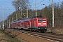 "AEG 21500 - DB Regio ""112 110-2"" 28.02.2008 - Grünheide, Ortsteil HangelsbergHeiko Müller"