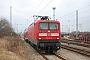"AEG 21501 - DB Regio ""112 111-0"" 26.02.2009 - Rostock-SeehafenChristian Graetz"
