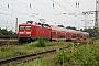 """AEG 21501 - DB Regio """"112 111"""" 04.07.2011 - Bad KleinenMichael Uhren"""
