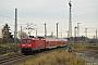"""AEG 21501 - DB Regio """"112 111"""" 14.11.2012 - StralsundAndreas Görs"""