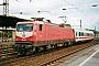 "AEG 21501 - DB R&T ""112 111-0"" 13.02.2000 - Köln-DeutzLeon Schrijvers"