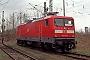 "AEG 21501 - DB R&T ""112 111-0"" 26.03.2002 - Cottbus, BetriebswerkHeiko Müller"