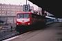 """AEG 21502 - DR """"112 112-8"""" 13.03.1994 - Berlin-LichtenbergWolfram Wätzold"""