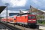 """AEG 21502 - DB Regio """"112 112"""" 16.04.2017 - Lutherstadt WittenbergAlex Huber"""