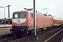 """AEG 21503 - DB AG """"112 113-6"""" __.__.199x - Magdeburg, HauptbahnhofRobert Thielemann"""