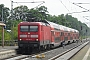 "AEG 21504 - DB Regio ""112 114-4"" 12.07.2010 - Hagenow Land