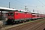 """AEG 21504 - DB R&T """"112 114-4"""" 01.06.2003 - Nürnberg, HauptbahnhofPeter Wolf"""