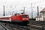 "AEG 21506 - DB R&T ""112 115-1"" 28.03.2000 - Leipzig, HauptbahnhofOliver Wadewitz"