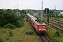 """AEG 21506 - DB Regio """"112 115-1"""" 14.08.2005 - Warnemünde, WerftPeter Wegner"""