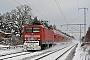 """AEG 21506 - DB Regio """"112 115-1"""" 03.01.2010 - Berlin-FriedrichshagenSebastian Schrader"""