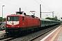 "AEG 21507 - DB AG ""112 161-5"" 12.05.1996 - Brandenburg, HauptbahnhofDieter Römhild"