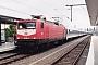 "AEG 21508 - DB AG""112 116-9"" __.06.1998 - Berlin, OstbahnhofSven Lehmann"