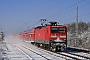 """AEG 21508 - DB Regio """"112 116-9"""" 17.02.2009 - Berlin-FriedrichshagenSebastian Schrader"""
