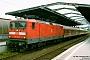 """AEG 21509 - DB Regio """"112 162-3"""" 13.07.2004 - RendsburgKlaus Hentschel"""