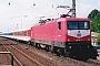 """AEG 21510 - DB AG """"112 117-7"""" 09.09.1995 - Frankfurt (Main), Frankfurter BergWolfram Wätzold"""