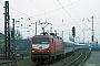 """AEG 21510 - DB AG """"112 117-7"""" 13.02.1998 - Hamm (Westfalen)Ingmar Weidig"""